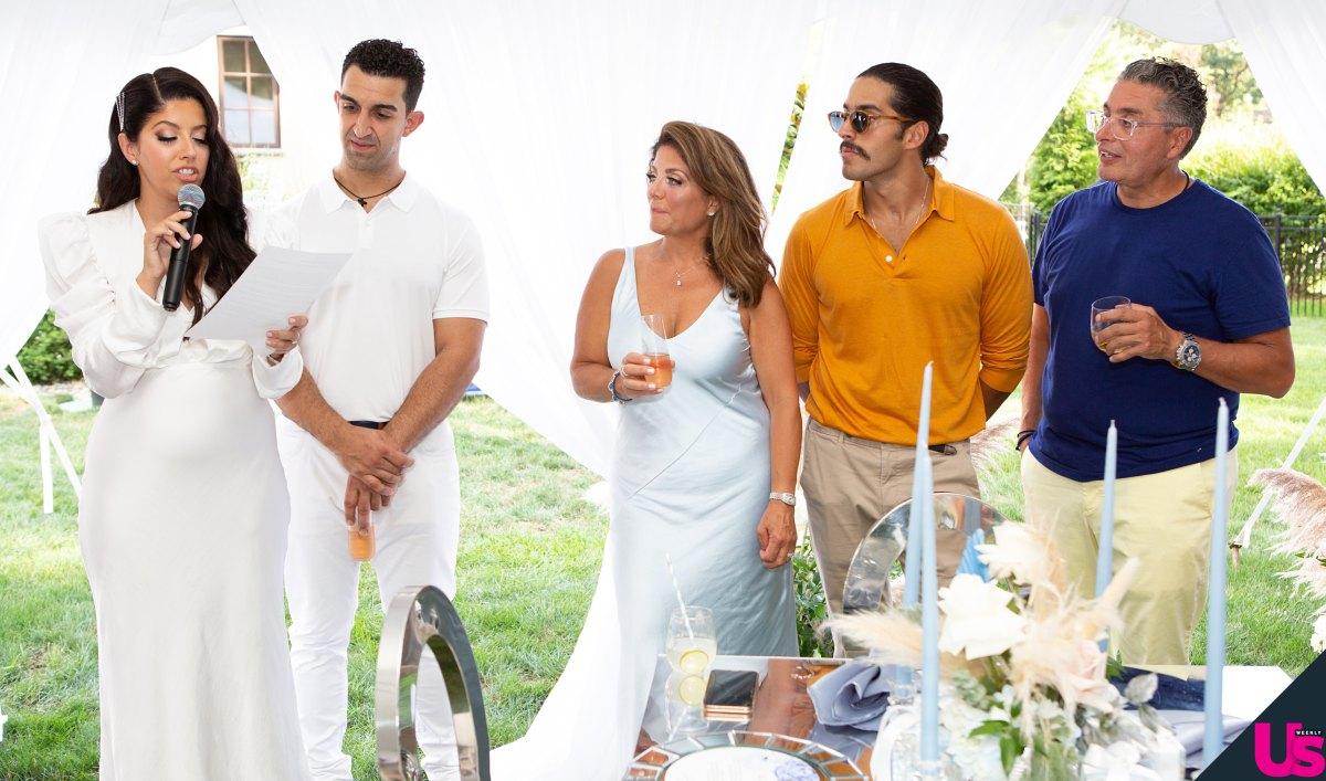 Victoria Walkile's wedding photo