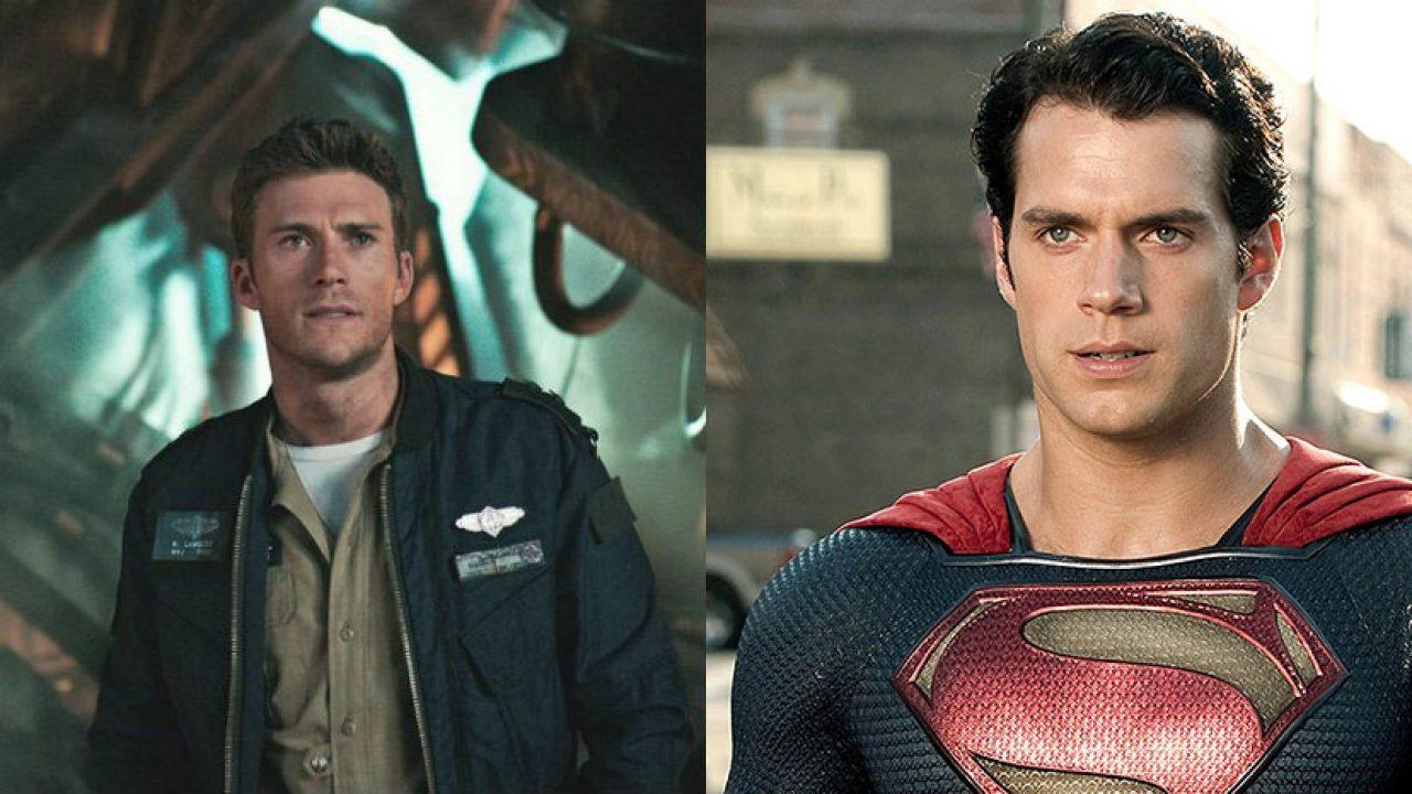 scott eastwood succeeded henry cavill as superman