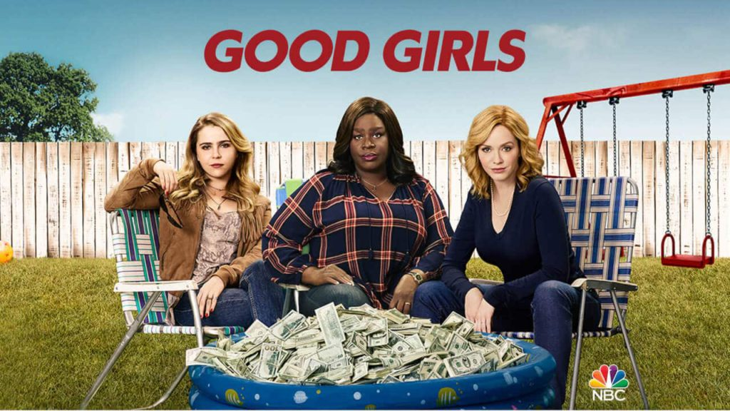 Good Girls season 3 Netflix