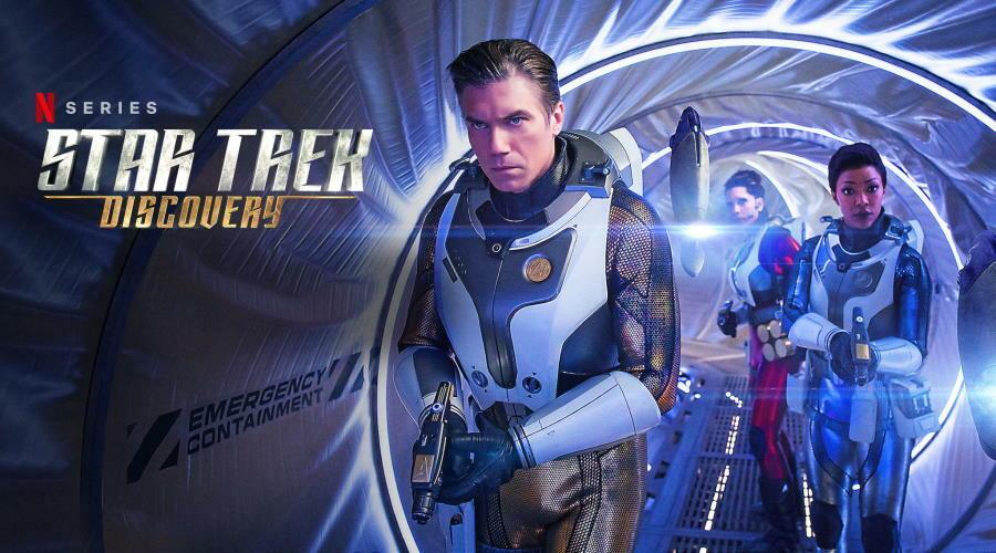 Star Trek season 4