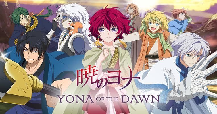 Yona of the dawn season 2