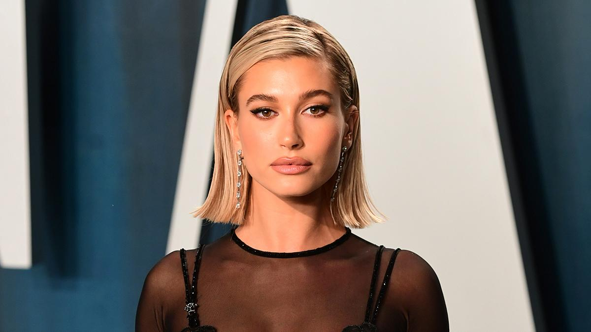 hailey bieber launches new youtube channel