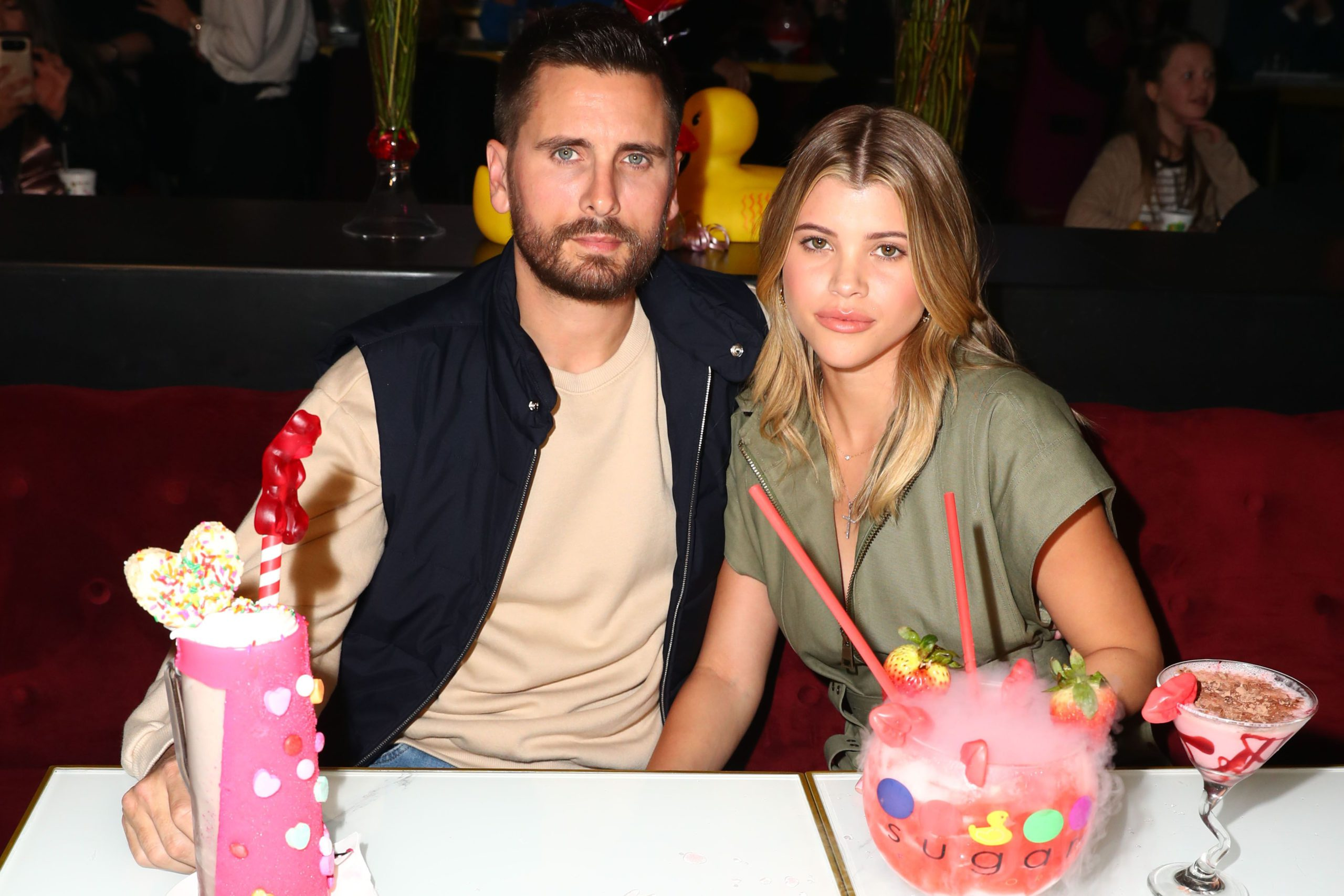 Sofia Richie Dumped Scott Disick Because She Didn't Want To Be A STEPMOM!!!