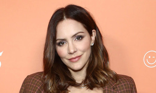 Katharine McPhee Shares 1st Photo with Newborn Son: 'I love being a mommy!'