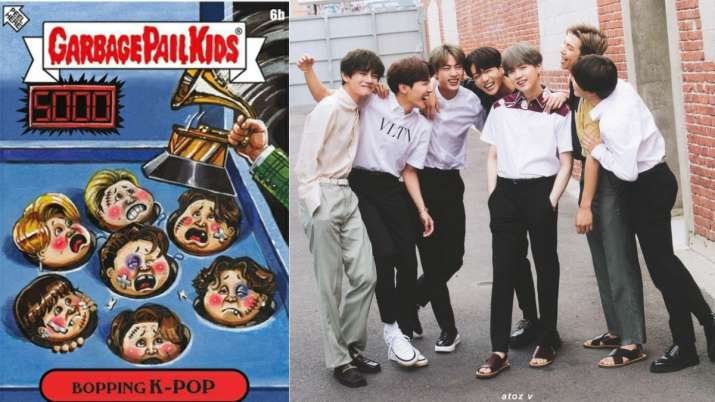 BTS ARMY FURIOUS OVER RACIST CARICATURE!!!