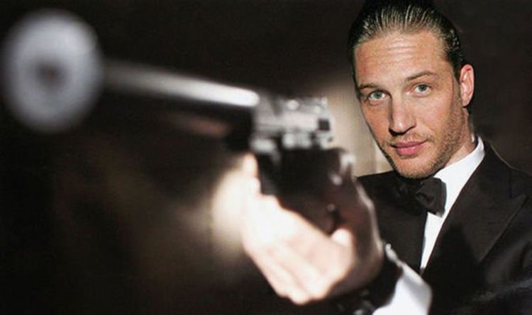 Tom Hardy Backed for James Bond by his Capone co-star 'He's Roger Moore meets Tarantino'