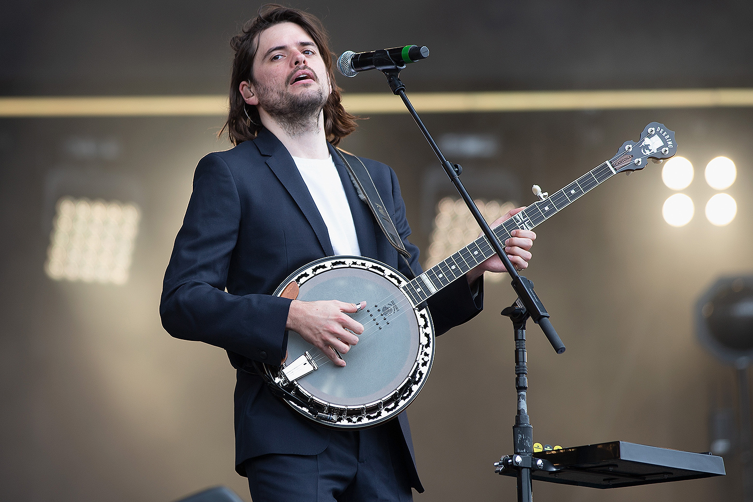 Mumford and Son's Banjoist, Winston Marshall Taking Time Away From Band!!! Here's WHY???