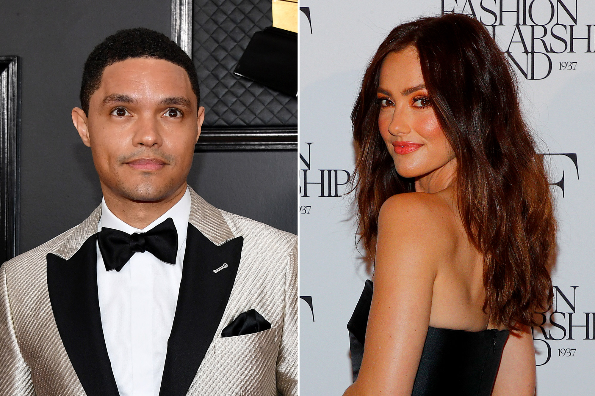 Trevor Noah and Minka Kelly Aren't Instagram Official, But They *Are* In-N-Out Official!!!