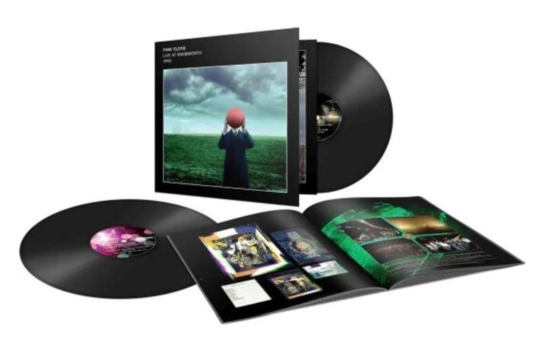 Pink Floyd Announces 'Live At Knebworth 1990' Live Album!!! Details here!!!