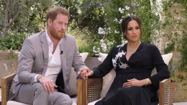 The Most Shocking Revelations From Meghan Markle and Prince Harry's Oprah Interview