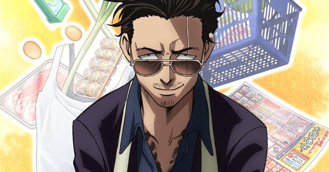 the way of househusband anime