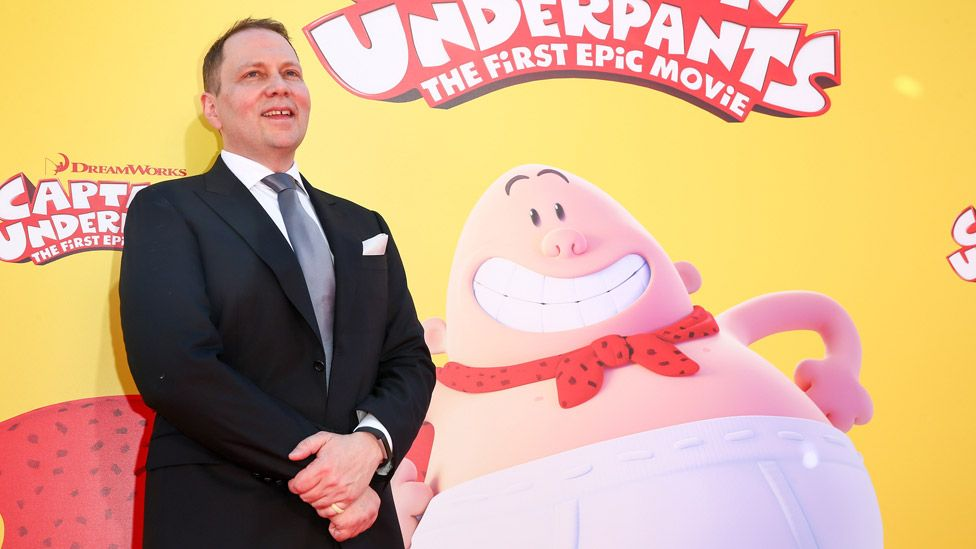 captain underpants spinoff