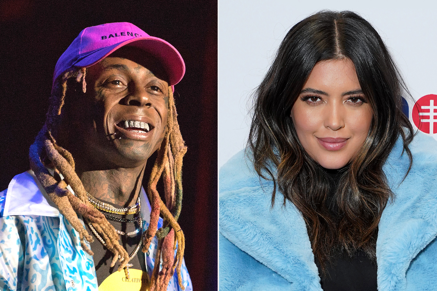 Lil Wayne Sparks Marriage Rumors with Girlfriend Denise Bidot on Twitter: 'Start of Our Forever'