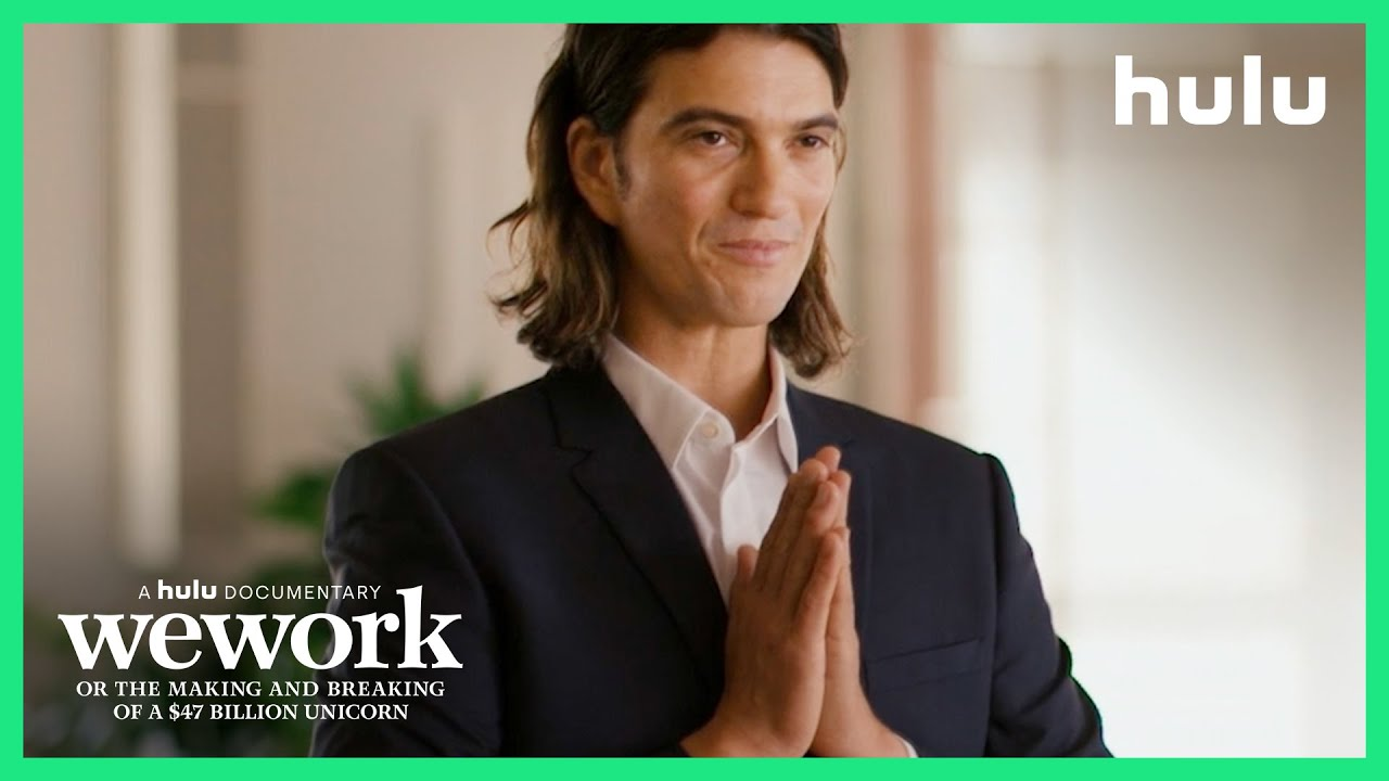 Hulu's WeWork documentary gives us Adam Neumann and little else!!!