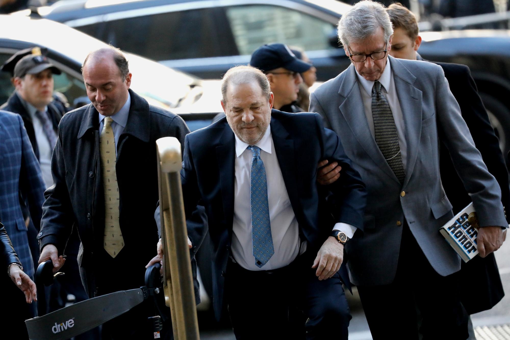 Harvey Weinstein Appeals Rape Conviction, Says He Was Denied Fair Trial!