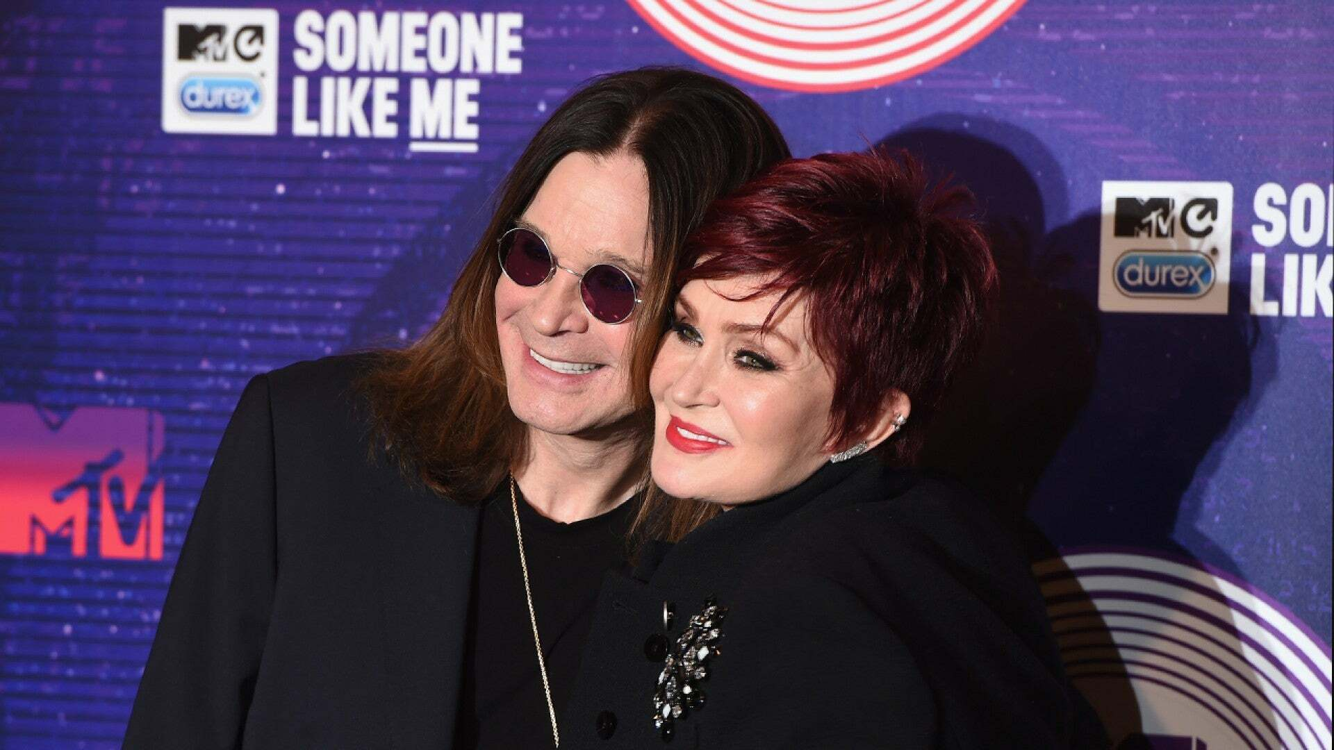 Ozzy Osbourne is 'Team Sharon' as wife exits 'The Talk' amid racism allegations!!