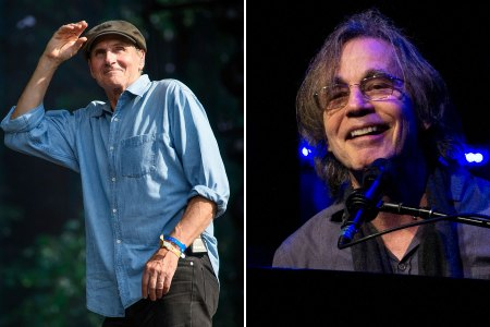 James Taylor, Jackson Browne Announce Rescheduled Dates for Joint Tour!!!
