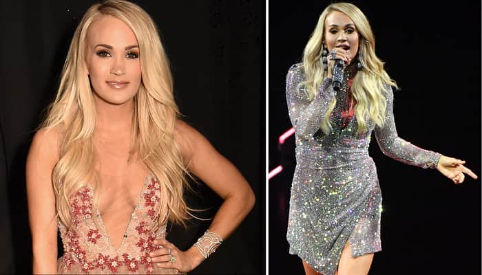 Carrie Underwood's free Easter show will feature songs from new gospel album