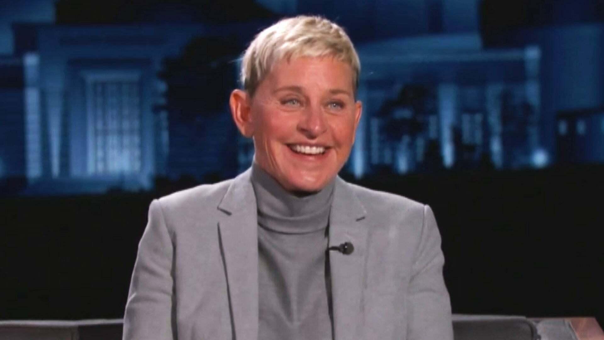 "Ellen DeGeneres Admits Having Multiple ""Weed Drinks"" Right Before Driving Portia de Rossi to the Hospital"
