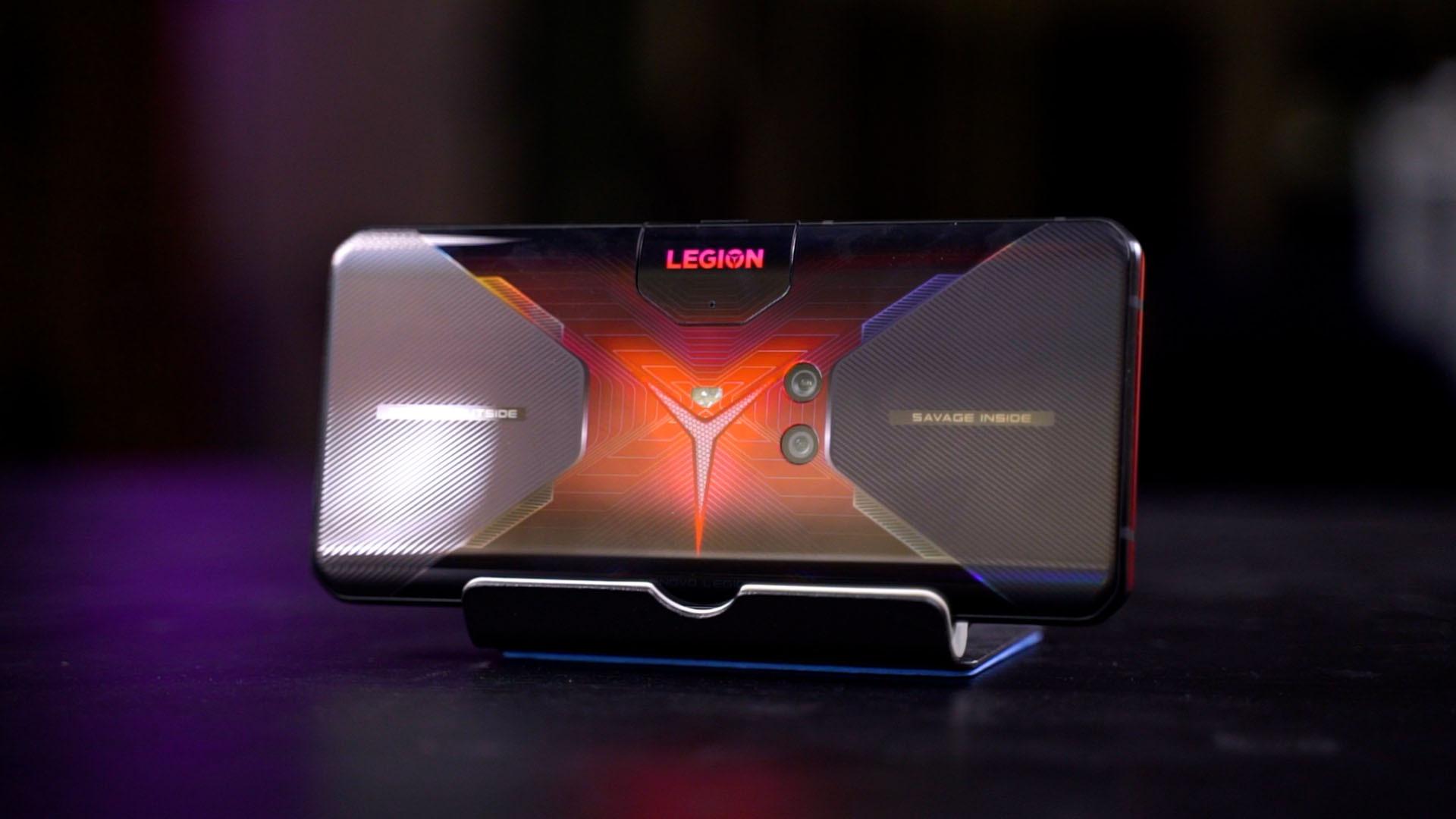 lLenovo legion phone duel