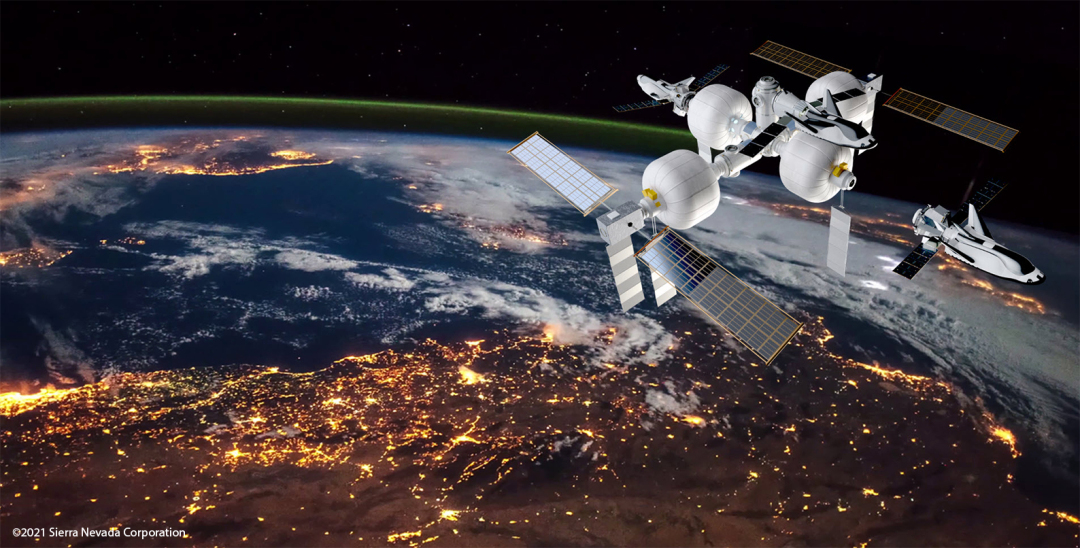 Colorado's Sierra Nevada plans to develop commercial space station and serve space tourists