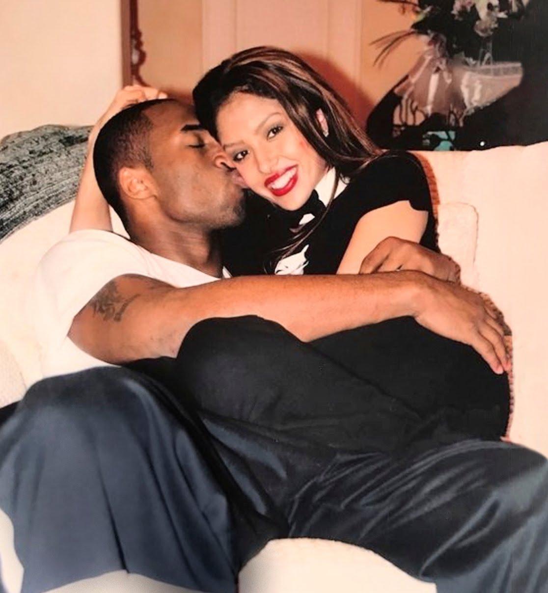 Vanessa Bryant Marks 20th Wedding Anniversary with Late Husband Kobe Bryant: 'I Love You'