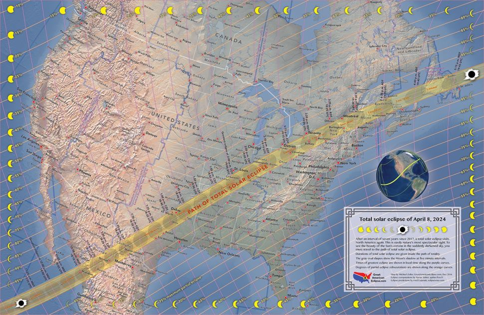 great north american eclipse 2024