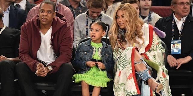 Jay-Z Talks His and Beyoncé's Parenting Approach in a Rare Interview!!!