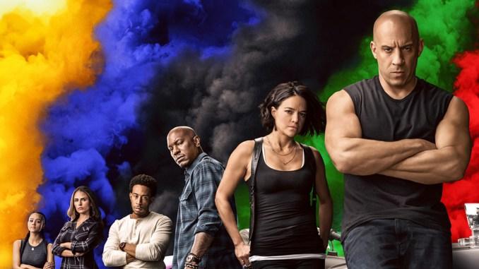 Fast & Furious: F9 Breaks Godzilla vs. Kong's Pandemic Box Office Record!!!!