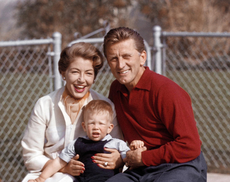 Anne Douglas, widow of entertainer Kirk Douglas, dies at 102...!!!