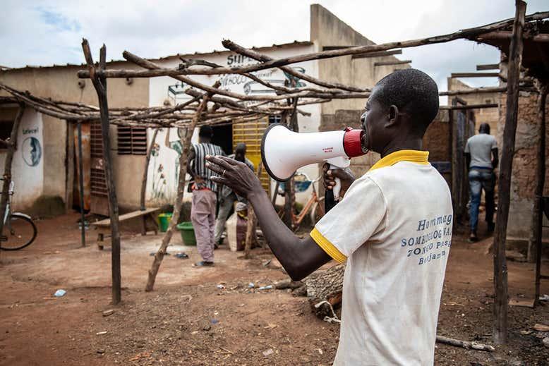 malaria vaccine from oxford