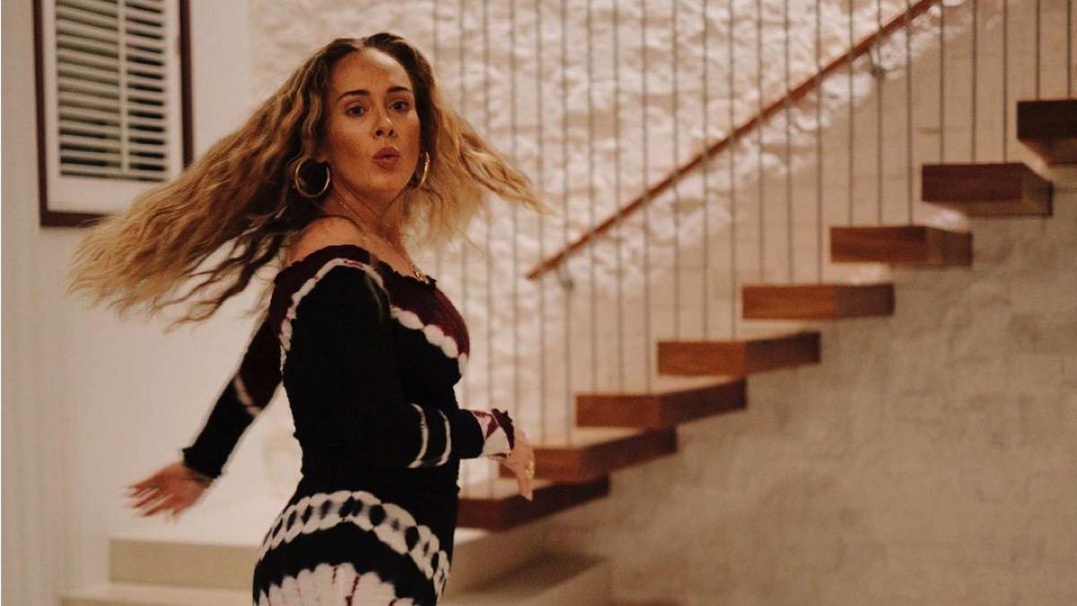 Adele Celebrates Her 33rd Birthday with Series of Fun Snapshots: 'Thirty Free'!!!