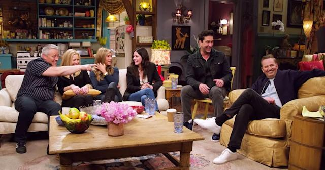 FRIENDS Reunion Trailer is here: Stars rejoin in acclaimed space in cut for one-off exceptional!!!