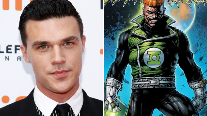 Finn Wittrock To Headline 'Green Lantern' HBO Max Series As Guy Gardner!!!