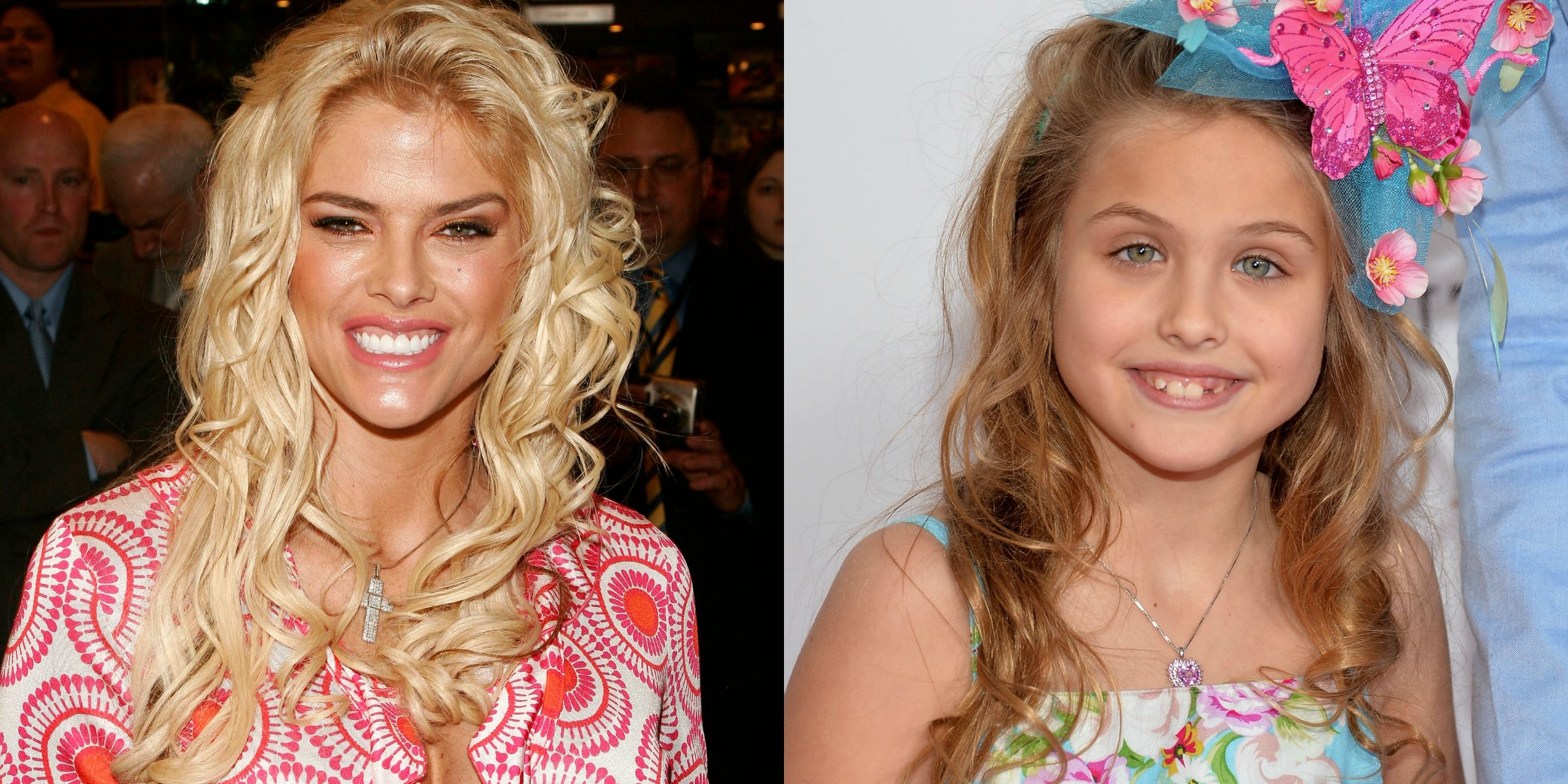 Anna Nicole Smith's Daughter Dannielynn Birkhead Looks Just Like Her at 14 Years Old