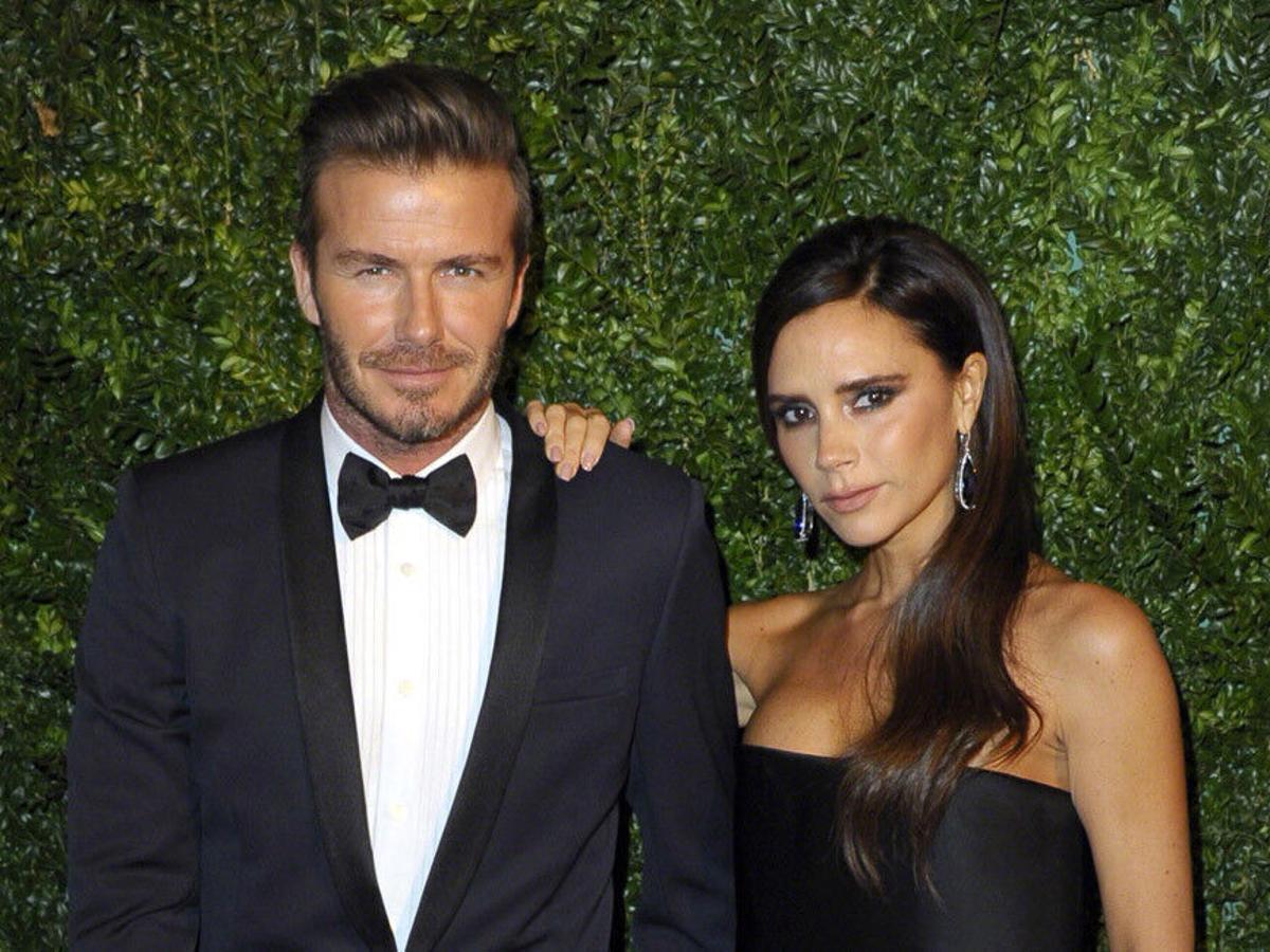 David Beckham attends video calls in his underwear, reveals Victoria Beckham!!