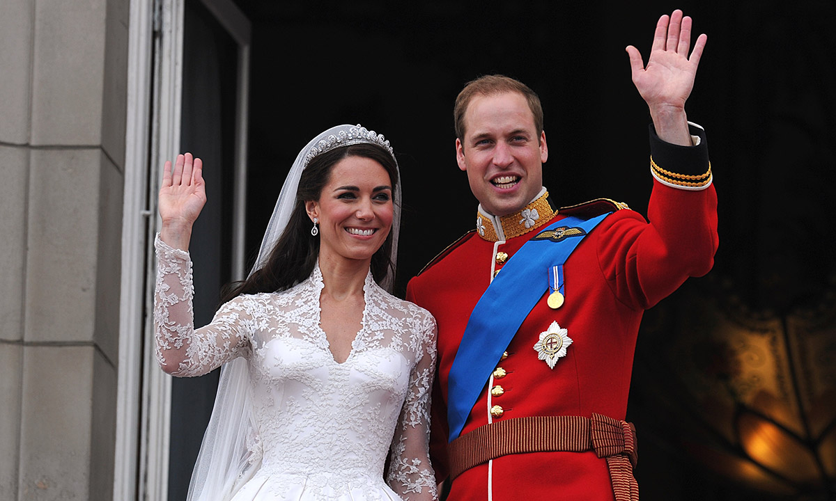 Prince William and Duchess Kate are as yet gold on their 10th wedding anniversary