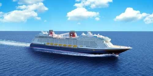 Disney Cruise Line has Unveiled its Latest Ship: DISNEY WISH!!! Will begin Sailing Next Year!!!