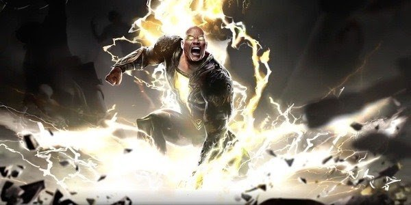 Dwayne Johnson Announces New 'Black Adam' Release Date in a Grand Style!!!