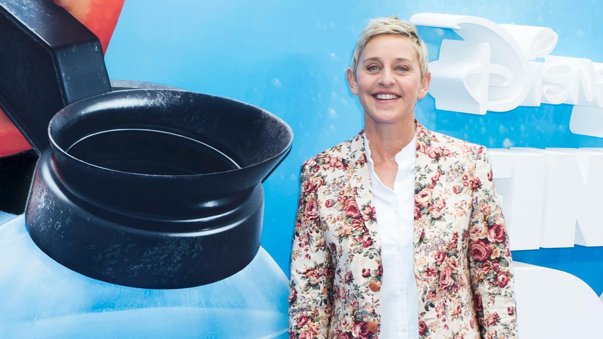 Ellen DeGeneres denies 'toxic workplace' allegations are reason for ending show!!!