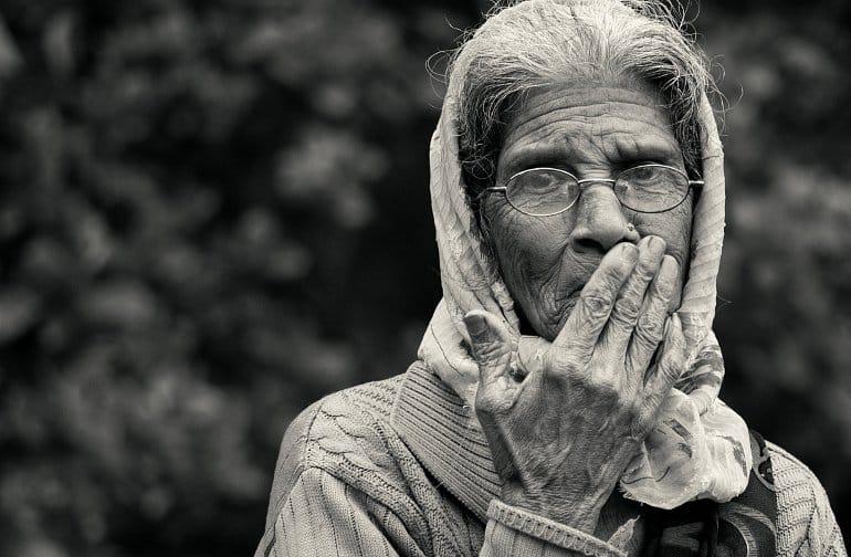 people aged 105