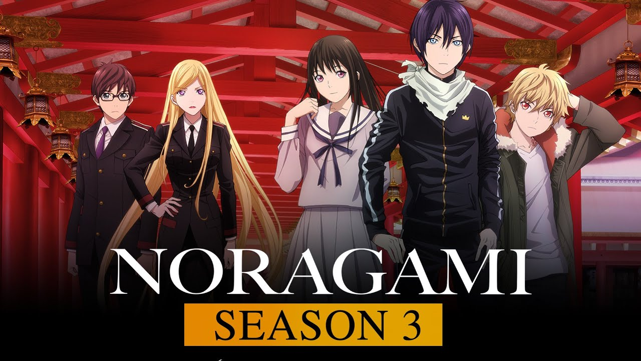 Will there be season 3 of Noragami?  Check out the latest details from the anime!
