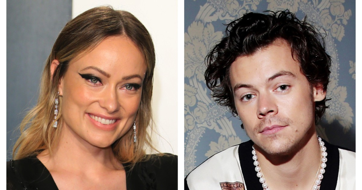 What We Know of Olivia Wilde and Harry Styles' Relationship So Far!!!