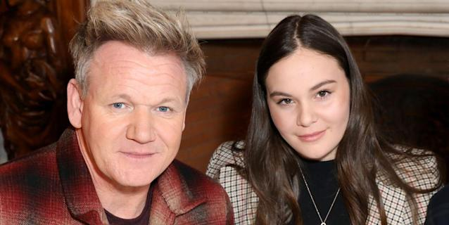 Gordon Ramsay's Daughter Opens up about her PTSD after Suffering Sexual Abuse!!!