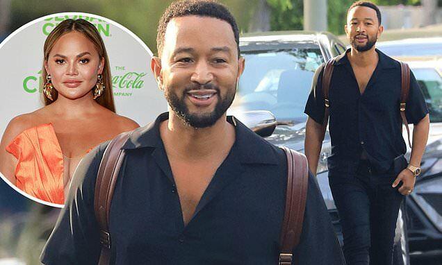 John Legend's reassurance on Chrissy Teigen's embarrassment endangers his image