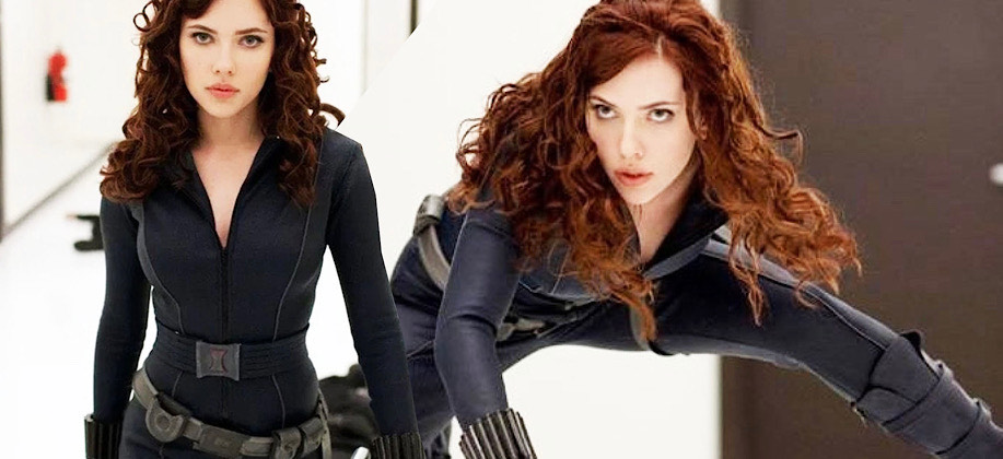 Scarlett Johansson rebukes the 'hypersexualization' of her character Black Widow in 'Iron Man 2'