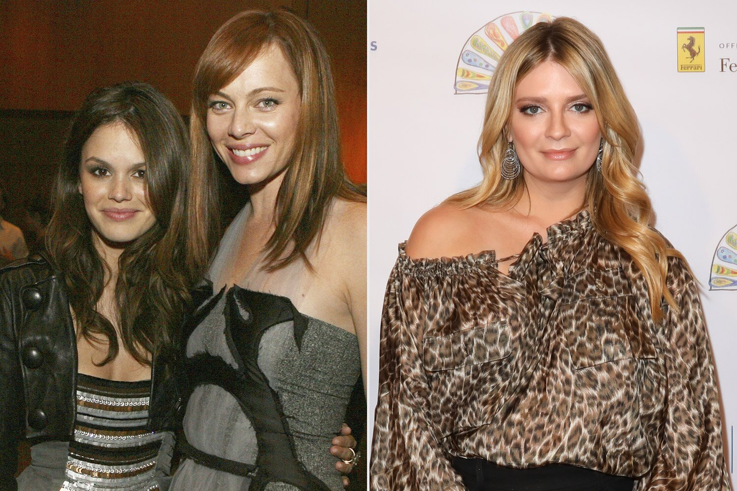 Rachel Bilson and Melinda Clarke respond to Mischa Barton remarks about her experience on The O.C.