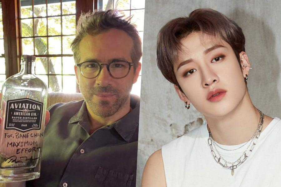 Ryan Reynolds And Stray Kids' Bromance Continues On Social Media, Fans Can't Get Over It