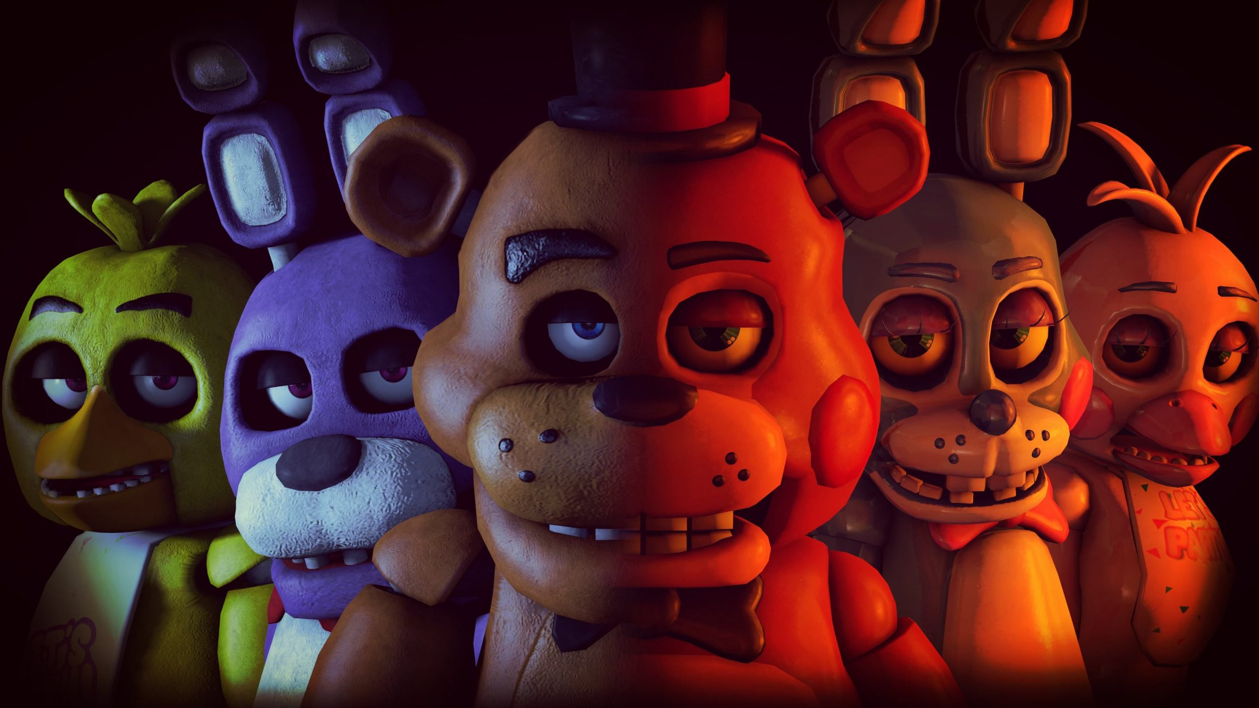 WAS THE FNAF SECURITY BREACH CANCELED?  WHY SCOTT CAWTHON IS MOUNTING THE RING