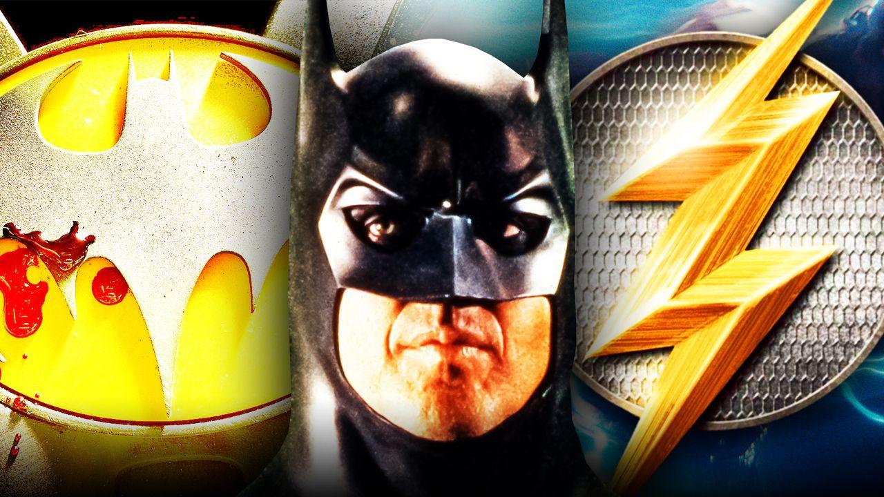 Michael Keaton's Bloody Batman Costume Teased by 'Streak' Director Andy Muschietti